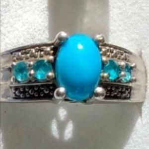 Jewelry - 🌈TURQUOISE RING 🌈